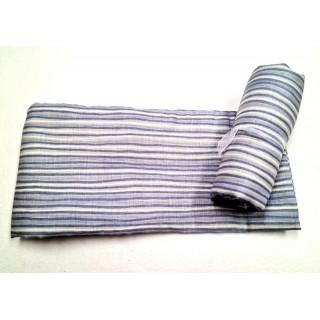 Lino-Rayas azules